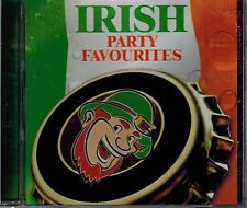 IRISH PARTY FAVOURITES - IRISH ROVER/JUG OF PUNCH/WAXIES DARGLE - MINT CD
