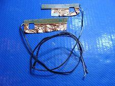"Dell Latitude E6440 14"" Genuine Laptop Wirelles Antenna Kit DC330019W0L ER*"
