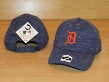 Detroit Tigers Fan Favorite Navy Speck Adjustable hat cap Men's