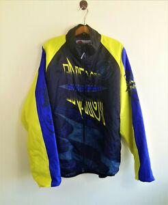 Vintage CASTELLI ENERGY SYSTEM Windstopper Cycling Jacket Men's Size 2XL Retro