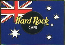 """Hard Rock Cafe ONLINE """"FLAGS of the WORLD"""" PIN - AUSTRALIA #30/41"""