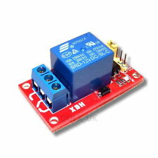 1 Channel 12V Relay Shield Module for Arduino ARM PIC AVR DSP SRD-12VDC-SL-C New