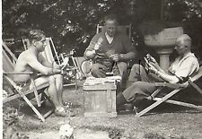 WWII German RP- Army Soldier- Semi Nude- Gay Interest- Chairs- Playing Cards