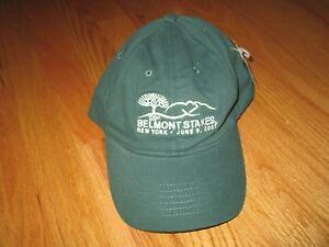 BELMONT STAKES June 9, 2007 New York Horse Racing Cap w/ Tags John Velazquez