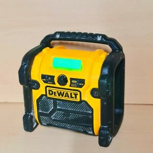 DeWalt DCR021 DAB+ / FM Digital Radio - Bare Unit CHEAP BARGAIN !!