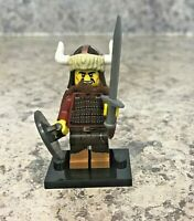 Genuine LEGO Minifigure - Hun Warrior - Complete - Series 12 - col180