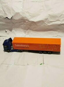 1.50 scale Sainsbury truck in good condition