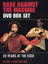 Rage Against the Machine - 20 Years At the Edge (2dvd Collectors Box) - Dvd - Ne