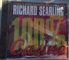 VARIOUS - Richard Searling Presents 100% Casino CD NEW SOUL