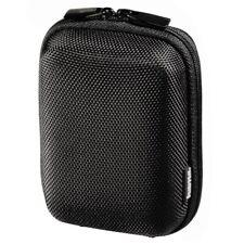 Hama Compact Universal EVA Hard Shell Case Zip Bag for Digital Camera Black