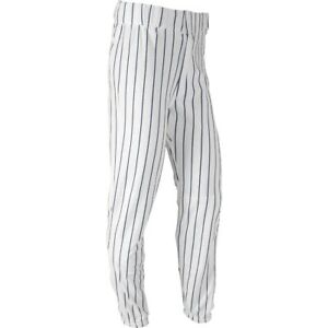 Champro Youth Pinstripe Baseball Pants White | Navy Md