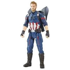 Avengers Marvel Infinity War TITAN Hero Power FX Captain America 30cm Figure