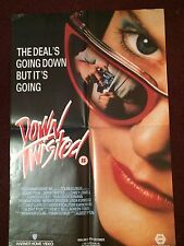 Down Twisted 1987 movie poster
