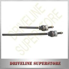 A Set of two CV JOINT DRIVE SHAFT JEEP GRAND CHEROKEE WG WJ Quadra-Traction II
