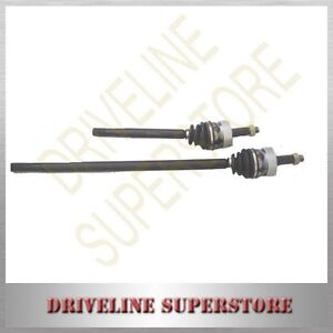 A Set of two CV JOINT DRIVE SHAFT for JEEP GRAND CHEROKEE WG WJ Quadra-Drive II