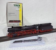 TRIX 22372 Zware stoomlok BR 042 186-7 metaal led licht kortkoppelingen