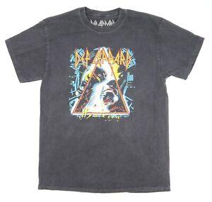Def Leopard Hysteria Tour Men's T-Shirt Size S/M NEW
