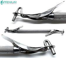 Dental Amalgam Filling Carrier Regular/Jumbo 2mm/3mm Double Ended Restorative