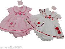 Vestiti e abbigliamento bianchi in estate per bambina da 0 a 24 mesi