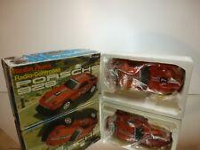 RADIO SHACK  PORSCHE 928 MARTINI RACING #7 - RC L22.5cm - GOOD CONDITION IN BOX