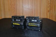 GENUINE DEWALT 24V 2.0Ah Battery DE0240 Single Pro Look!