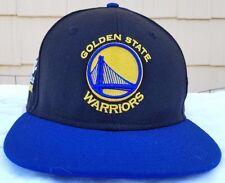 Golden State Warriors 73-9 best record ever New Era snapback cap NBA Curry Klay