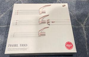 Brand New T3 Twirl Trio Interchangeable Styling Wand Set (76583)