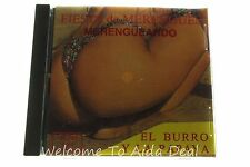 FIESTA DE MERENGUE - El Burro Y La Papaya CD