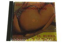 FIESTA DE MERENGUE - El Burro Y La Papaya CD