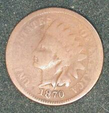 1870 Indian Head Cent, Good