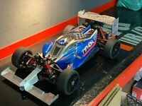 Kit Arrma Typhon F1 Front Wing and Rear Wing