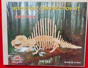 Wood Craft Assembly -DIMETRODON-