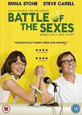 Battle of the Sexes [DVD] [2017] [DVD][Region 2]