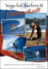 Yoga For Surfers III 3 Unleashed! DVD VIDEO MOVIE poses instructor Peggy Hall