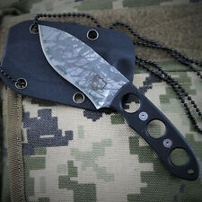 MP9 Neck Knife inkl. Kydex - EDC Fixed Mini Messer Knive Kette G10 8624 Buchner