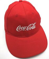 COCA-COLA lightweight red adjustable cap / hat
