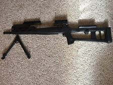 ATI SKS Fiberforce Stock SKS3000 with many Tactical Accessories