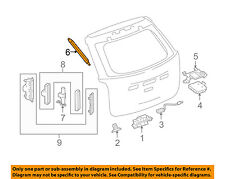 Chevrolet GM OEM 10-15 Equinox Liftgate Tailgate Hatch-Actuator 23432305