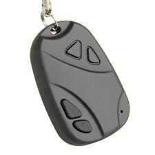 Mini DVR Camcorder Car Key Chain Video Recorder Spy Hidden Pinhole Camera