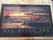 Oak Beach Inn Poster  - RARE