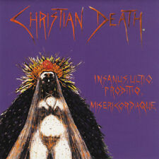 CHRISTIAN DEATH - INSANUS ULTIO PRODITIO MISERICORDIAQUE - CD SIGILLATO 1999