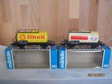 Epoche V (ab 1990) Modellbahnen der Spur H0 Kesselwagen-Konvolute