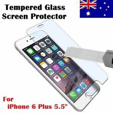 """Scratch Resist Tempered Glass Screen Protector Film Guard for iPhone 6 Plus 5.5"""""""