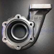 Turbo Turbine D'Échappement Soupape De Décharge logement Fit T3 34 Garrett turbocompresseur 0.63 A/R