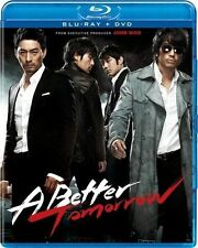 A Better Tomorrow (Blu-ray/DVD, 2011)     NEW