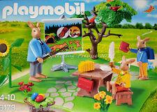 Playmobil 6173 osterhasenschule Easter Bunny School * nuevo embalaje original
