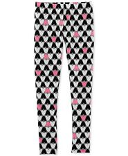 Carter's Little Girls & Big Girls Heart Leggings Size 5T