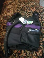 Usa Forte Scuba Diver Jacket Bc Size Xs For Parts Only please look at pics