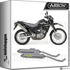 ARROW EXHAUST THUNDER ALUMINIUM HOM YAMAHA XT 660 X 2016 16
