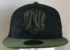 Nashville Sounds Fitted Cap Hat 7 1/8 New Era 59fifty Camo MiLB NEW